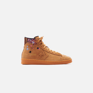 Converse x Bandulu Pro Leather Mid - Light Brown