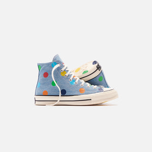 Converse x Golf Wang Chuck 70 High - Polka Dot