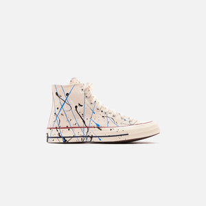 Converse Chuck 70 High - Egret / Digital Blue