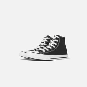 Converse Kids Chuck Taylor All Star High - Black / White Image 3