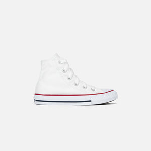 Converse Kids Chuck Taylor All-Star High - Triple White Image 1