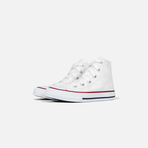 Converse Kids Chuck Taylor All-Star High - Triple White Image 2
