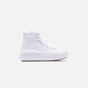 Converse WMNS Chuck Taylor All Star Move Platform Hi - White