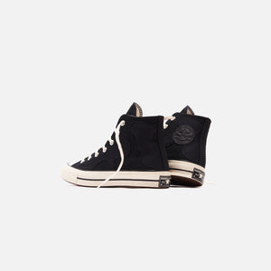 Converse WMNS Chuck 70 High - Black / Egret / Almost Black