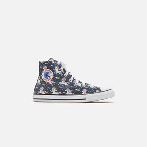 Converse Grade School Chuck Taylor All Star Unicorns Hi - Navy / Black / White Image 1