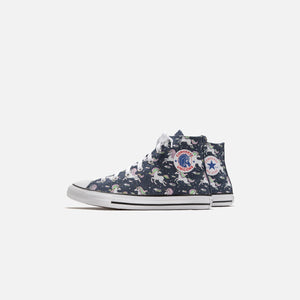 Converse Grade School Chuck Taylor All Star Unicorns Hi - Navy / Black / White Image 4