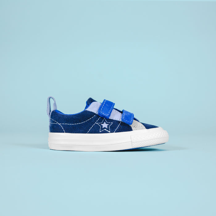 Converse T One Star 2V OX - Navy / Purple