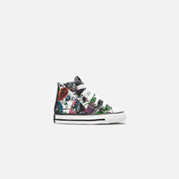 Converse x Batman Toddler CTAS High - White / Black / Multi Thumbnail 1