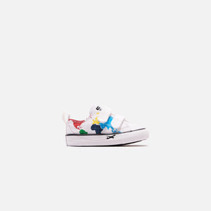 Converse Infant Chuck Taylor All Star Ox - Globe Pattern
