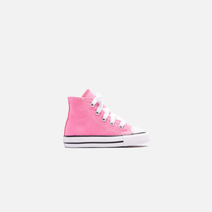 Converse Infant Chuck Taylor All-Star High - Pink / White