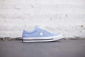 Converse One Star Ox - Blue Chill