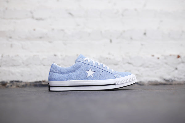 Converse One Star Ox - Blue Chill / White / Black