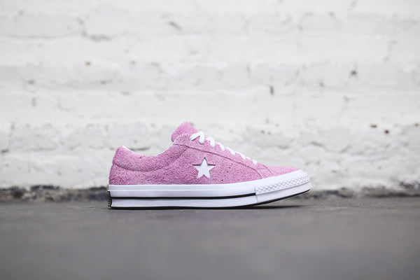 Converse One Star Ox - Light Orchid / White / Black