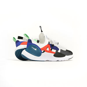 Nike Huarache Edge Txt Pre-School - Hyper Royal / White / Geode Teal / Team Orange