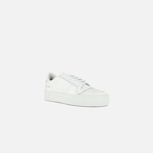 Common Projects WMNS Full Court - Saffiano White