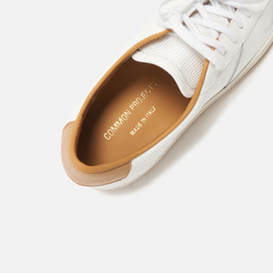 Common Projects Bball '90 - White / Tan