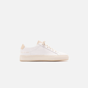 Common Projects WMNS Retro Low Special Edition - White Image 1