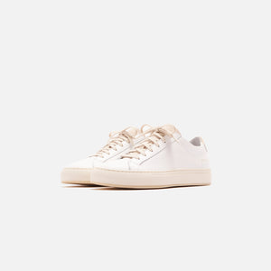 Common Projects WMNS Retro Low Special Edition - White Image 3