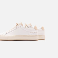 Common Projects WMNS Retro Low Special Edition - White Thumbnail 5