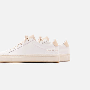 Common Projects WMNS Retro Low Special Edition - White Image 5
