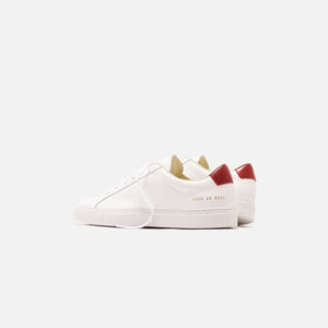 Common Projects WMNS Retro Low - White / Red