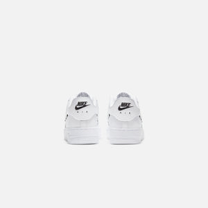 Nike Grade School Air Force 1/1 - White / Black Image 4
