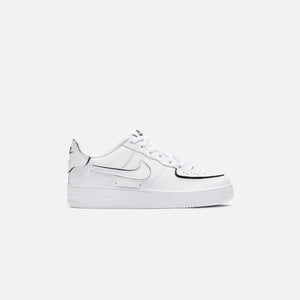 Nike Grade School Air Force 1/1 - White / Black Image 1