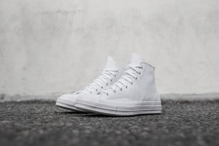 converse chuck taylor monochrome high top