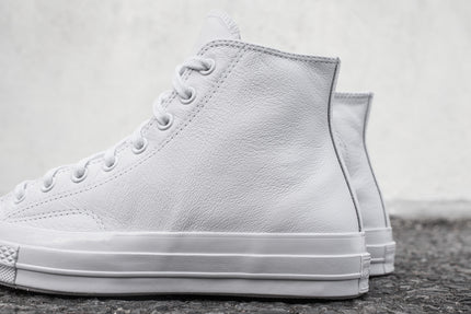 504c391af0ce Converse Chuck Taylor All Star  70 Mono High - Triple White – Kith