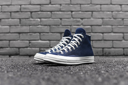 Converse Chuck Taylor All Star '70 Woven High - Obsidian