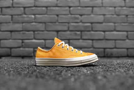 Converse Chuck Taylor All Star '70 Woven Low - University Gold