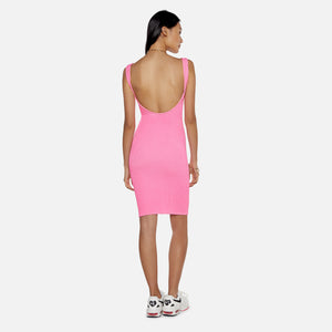 Reina Olga Custom Dress - Hot Pink