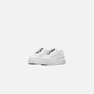 Nike Toddler Air Force 1 LV8 - White / Black