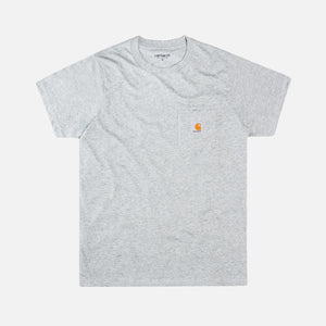Carhartt WIP Pocket Tee - Grey