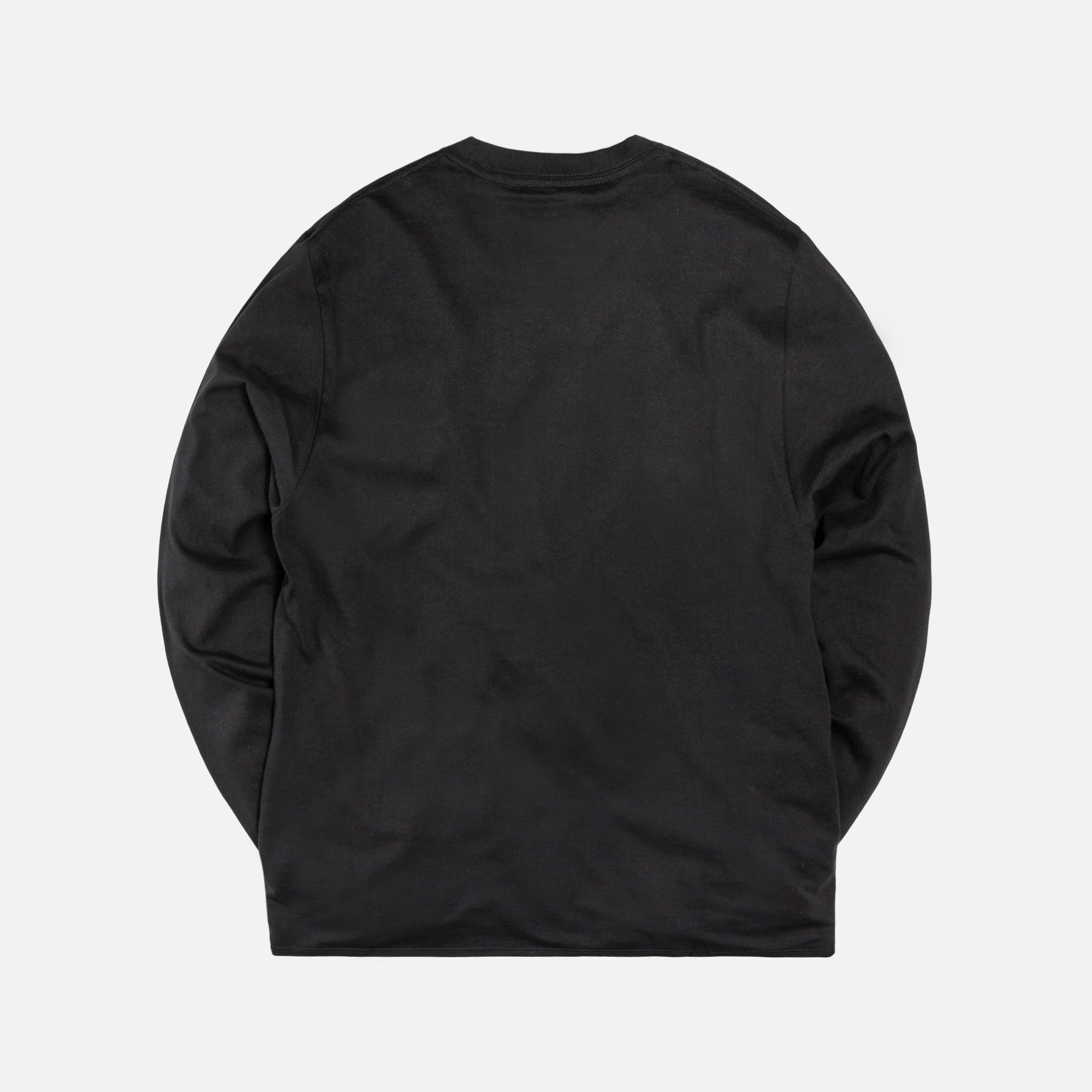 Carhartt WIP L/S Pocket Tee - Black