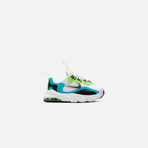 Nike Toddler Air Max 270 React SE - Oracle Aqua / Ghost Green