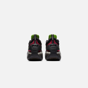 Nike Adapt Auto Max - Black / Fireberry / Electric Green Image 4