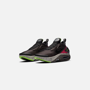 Nike Adapt Auto Max - Black / Fireberry / Electric Green Image 2