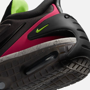 Nike Adapt Auto Max - Black / Fireberry / Electric Green Image 6
