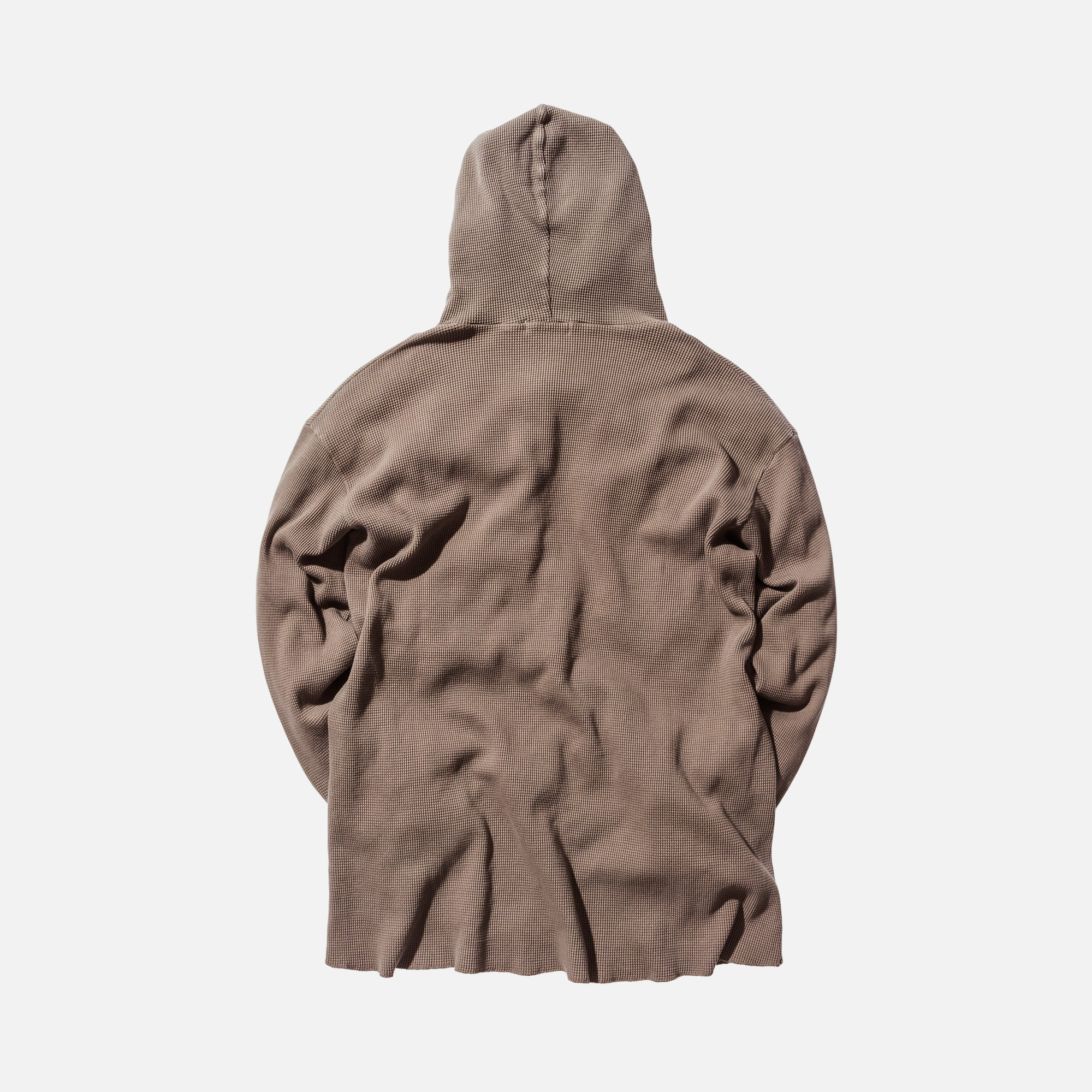 Kith Classics x Calux Waffle Hoodie - Olive