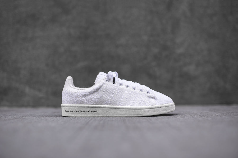 adidas Consortium x Slam Jam x United Arrows & Sons Campus - White