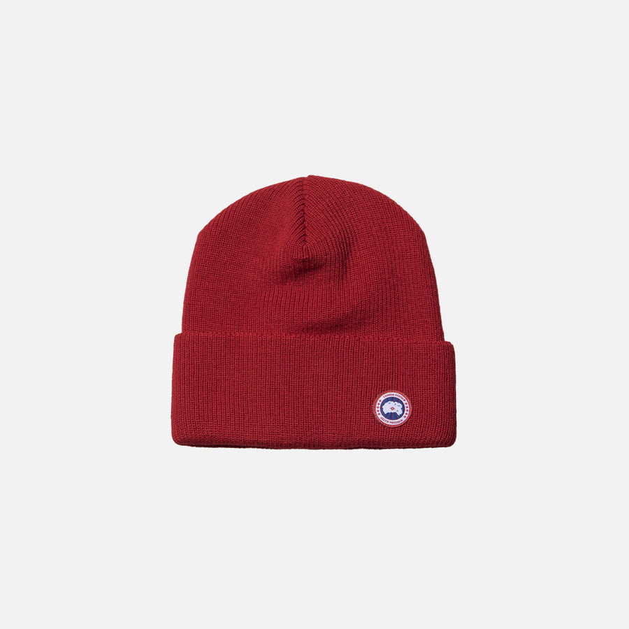 Canada Goose Merino Watch Cap - Red