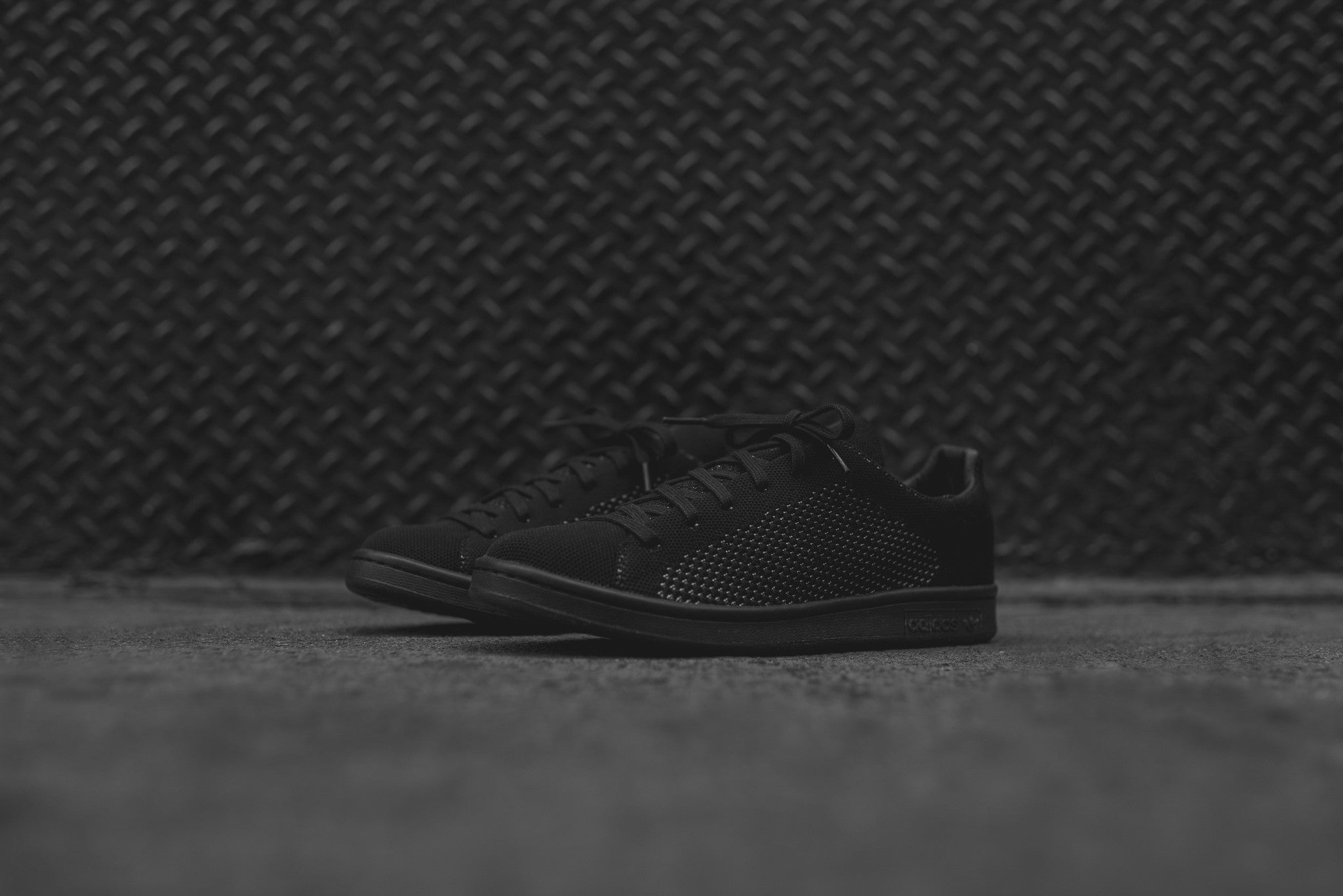 adidas Originals Stan Smith PK - Triple Black