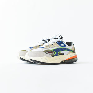 Puma x Ader Error Cell Venom - White / Blue / Tan / Brown
