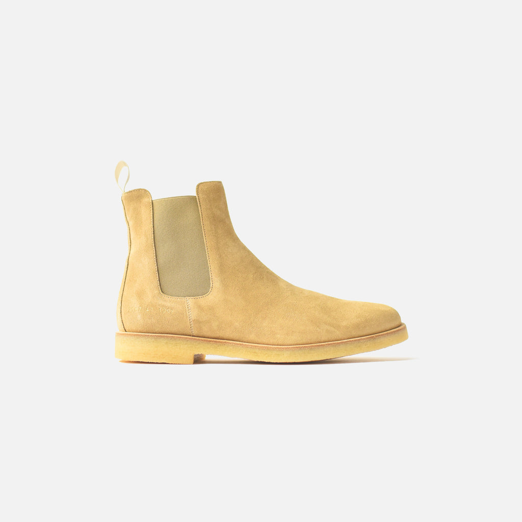 Common Projects Chelsea Boot - Tan – Kith