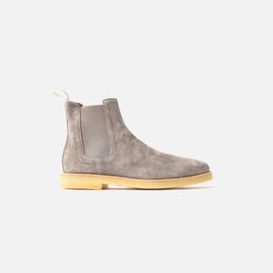 Common Projects Chelsea Boot - Warm Grey Image 1