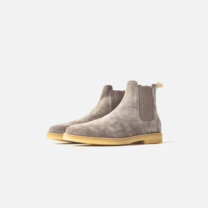 Common Projects Chelsea Boot - Warm Grey Image 2