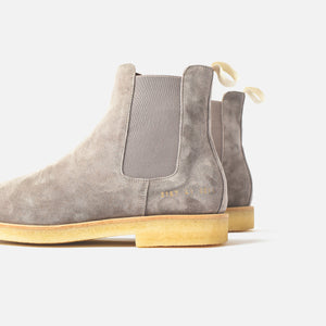Common Projects Chelsea Boot - Warm Grey Image 3