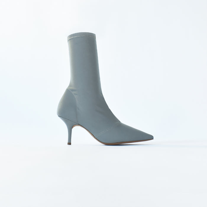 Yeezy WMNS Ankle Boot 70MM Heel - Chrome