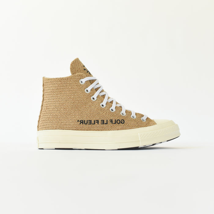 Converse x Golf Le Fleur Chuck 70 High - Curry